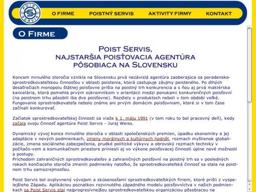 Poist-Servis.sk