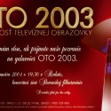 OTO 2003 invitation