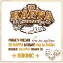"""DJ Kappa """"Hra sa začína"""""""