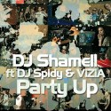 DJ Shamell ft DJ Spidy & ViZia – Party Up