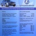 Limousine Service flyer