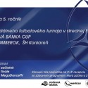 Markíza Poštová Banka Cup 2003 invitation
