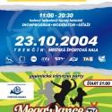 Markíza Poštová Banka Cup 2004 poster