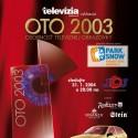 OTO 2003 advertisement