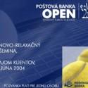 Poštová Banka Open 2004