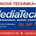 MediaTech – Zvuková technika