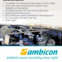 Ambicon inzercia do časopisu Air Traffic Technology International