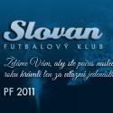ŠK Slovan PF 2011