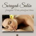 Sorayah Salón VIP karta