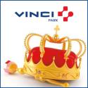Vinci Park – kráľovské parkovanie